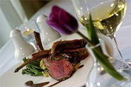 What could be more fitting than a bottle of Solaire's well-aged wine with your rack of lamb? - WALTER NOVAK