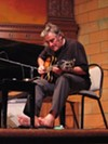 "What does a guitar sound like when it doesn't sound like a guitar? Fred Frith will show you at the Transformer Station tonight. Frith brings his avant-garde, effects-laden electric guitar rig to Cleveland as part of the Cleveland Museum of Art's City Stages Concert Series. The guitarist was a member of the influential experimental chamber-rock group Henry Cow in the late 1960s. As eclectic as this band's sound was, he only moved further out of the box as his career progressed. The seminal 1974 album Guitar Solos is a haunting exercise in transforming and diversifying the sounds emanating from his guitar. Frith uses many effects pedals achieve the diverse array of sounds you hear on tracks like ""Out Of Their Heads (On Locoweed)"" which opens with gently plunking notes that transition to sickening howls. More recently, with his group Cosa Brava, he plays a mish-mash of folk, Celtic, prog-rock chamber music. This is sure to be a one-of-a-kind concert, as this master improviser draws influence from the room and audience at the performance. Tickets are $20, and the show starts at 7:30. (Gonzalez)"
