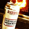 What I do on rainy cold days in #cleveland #clevelandbeerweek #cle #beer