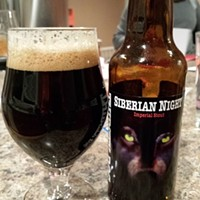 Thirsty Dog: Siberian Night Imperial Stout When the sun sets early and the thermometer reads near zero, you need a filling, powerful brew to warm the cockles and fill the soul. Thirsty Dog's take on the imperial stout is, well, pretty freaking stout. How does it stack up against the competition? By thumping it, that's how. Siberian Night is one of Thirsty Dog's highest rated beers—90 out of 100 or above in some arenas—and those numbers are backed up with a heaping pile of awards for this brew. Photo Courtesy of the_michael_b13, Instagram