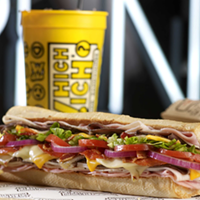14 Places to Get Great Subs In and Around Cleveland, According to Reddit Which Wich is located in the Uptown Solon Shopping Center, 6025 Kruse Dr #119, Solon. Photo Courtesy of Cleveland Pickle, Facebook