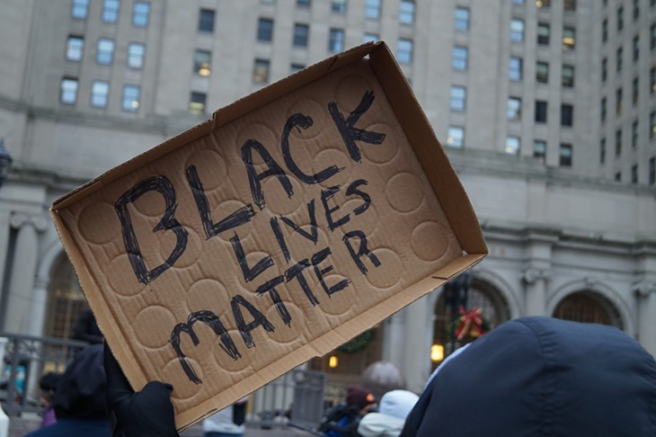 """""""Whose Streets? Our Streets."""" Pics from Cleveland Tamir Rice Protest"""