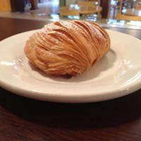 11 Pastry Shops You've Got to Know if You Live in Cleveland Why we love it: Italian Sfogliatelles. Photo Courtesy of Blackbird Backing Company, Website