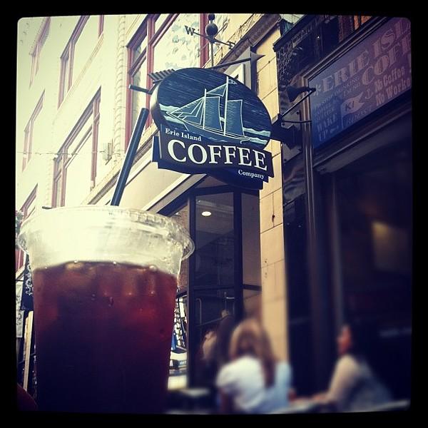 Erie Island Coffee Company - Cleveland
