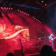 Widespread Panic Throws Down Fiery Two Sets Along Cuyahoga River