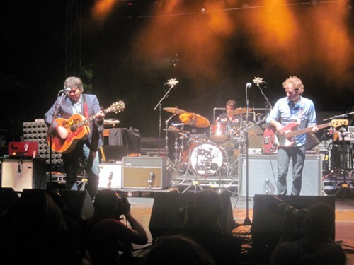 Wilco at Nelsonville Music Fest