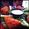 "Wild Tofu ""Wings"" tossed in Korean BBQ sauce"
