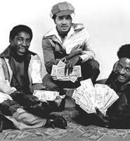 William Powell (center) died in 1977 at the peak of the O'Jays' success.