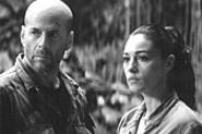 Willis and Bellucci die hard in the jungles of Nigeria.