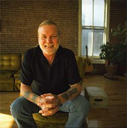 With Cher in his rearview mirror, Gregg Allman is all smiles.