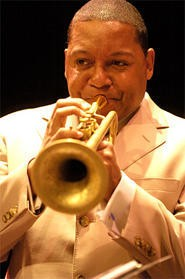Wynton Marsalis delivers a taste of New Orleans to the Allen Theatre on Monday, June 18. - WALTER NOVAK