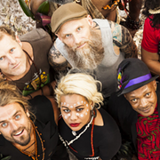 Xavier Rudd Brings Along a Band for a Different Sort of Musical Journey