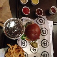 Cleveland Eats (and Drinks): 25 Things You Consumed this Week Yes more #food #bspot #burgers #cleveland #dontjudge #yolo #vacation Photo Courtesy of Instagram User sunnyc216