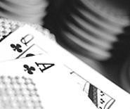 You gotta know when to hold 'em and when to fold 'em - at this weekend's big poker tourney.