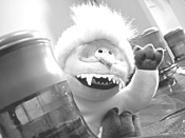 You might just see this guy at Fridays Search for the - Abominable Snowman.