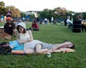 2010 SCAD Concert in Forsyth Park