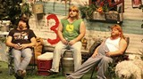 3 Redneck Tenors combine opera, comedy and very odd choreography at the Lucas Theatre Jan. 14.