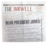 A look at the recent 'Censored' edition of The Inkwell