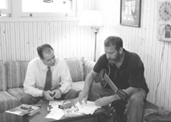 A chat with Bobby Hanson & Michael Amburgey