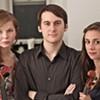 Anderson Hill Trio @First Presbyterian Church & Non-Fiction Gallery