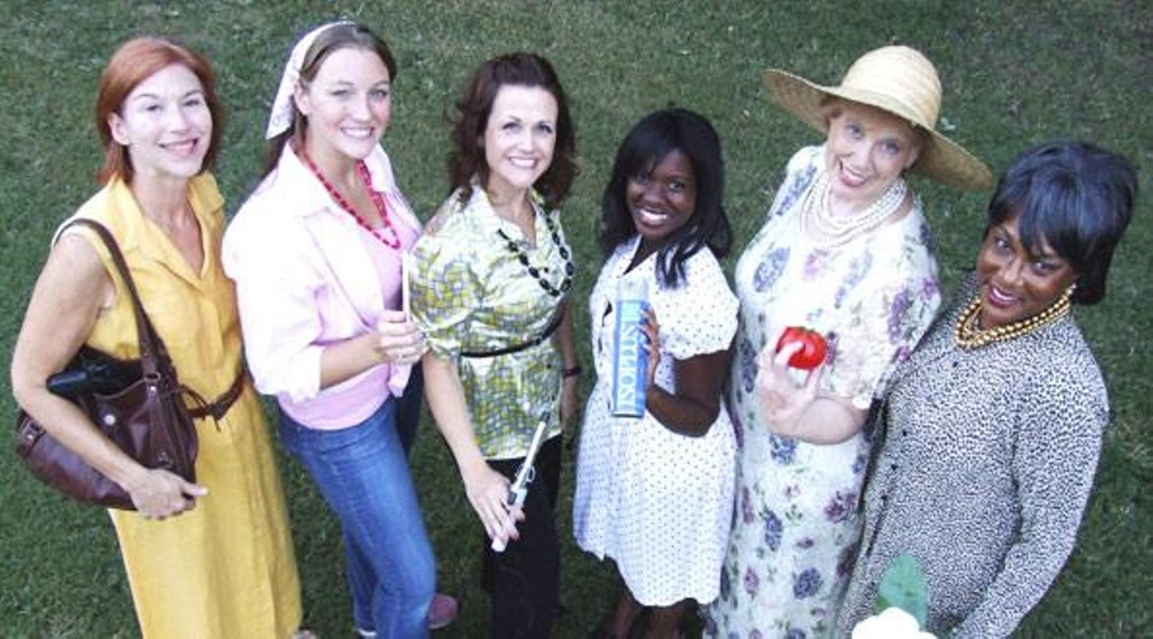 The Flowers Of Friendship Theatre Savannah News Events
