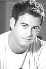 Andy Meeks, Blood Brothers guest artist and former Rent star
