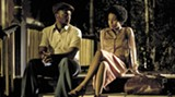 """Anthony Mackie and Kerry Washington in """"Night Catches Us"""""""