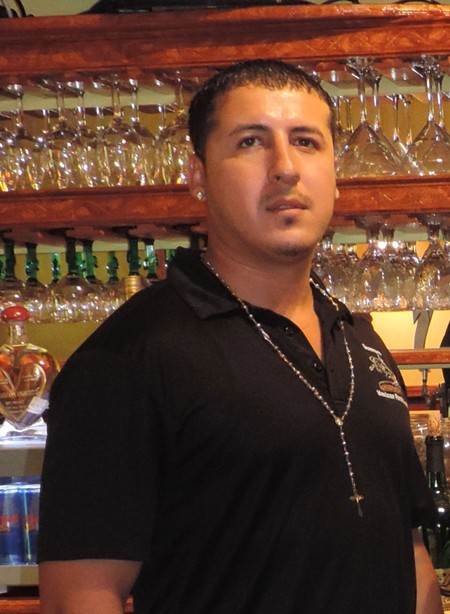 Antonio Guerrero Jr. - CHERYL BAISDEN SOLIS
