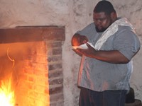 Around the fire with Michael W. Twitty