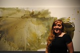 Artist Heather MacRae-Trulson explores Savannah on the canvas, in both large and small formats.