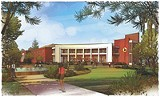 Artist's rendering of the new Armstrong Atlantic Student Union