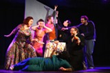"Bay Street Theatre's Fuddy Meers puts the ""fun"" in ""dysfunctional family."""