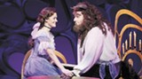 JAM THEATRICALS - Beauty (Liz Shevener) and the Beast (Justin Glaser)