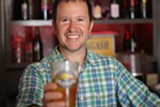 Ben's Neighborhood Grill & Tap owner Nick Lambros brings craft brew to the    Hodgson Memorial block, serving 16-ounce pours of local favorites.