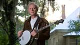 Bluegrass banjoman Jimmy Wolling (photo by Bailey Davidson)