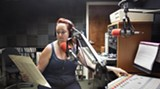 SCAD - Caila Brown is SCAD Radio's general manager