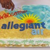All this and free cake? My experience on Allegiant Air