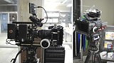 Cameras at Meddin Studios