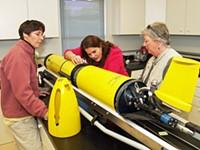 UGA SkIO/MAREX educate with underwater robots