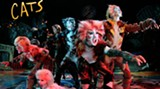 'Cats' is coming to the Johnny Mercer Theatre Dec. 8.
