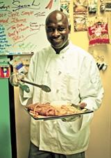 Chef Donavon Smith