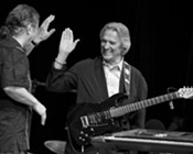 Chick Corea & John McLaughlin Savannah Music Festival Trustees Theatre March 28, 2009