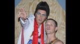 """Christopher Blair, left, and Richie Cook in """"Joseph and the Amazing Technicolor Dreamcoat"""""""