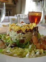 KATHERINE W. - Cobb Salad Tower
