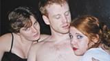 DANGEROUS: Ellie Pyle, left, David Bonham and Corinna Rezzelle