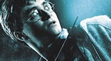 "WARNER BROS. - Daniel Radcliffe: Up against it, one more time, in ""Harry Potter and the Half-Blood Prince"""