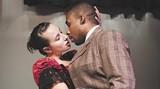 Danni Conti with Alfred Pierce