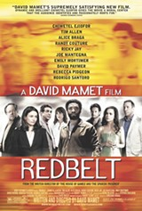 David Mamet's new action drama shows at the Lucas Theatre 7 pm, June 27