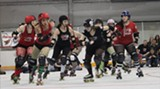 Derby Devils come from all professions and backgrounds, with ages 20-54