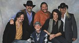 Doug Gray, top left, co-founded the Marshall Tucker Band in the early 1970s in Spartanburg, S.C. The lead vocalist is the only original member of the band in the current lineup.